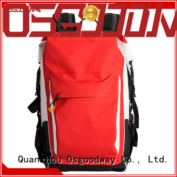 Osgoodway best waterproof bag easy cleaning for rafting
