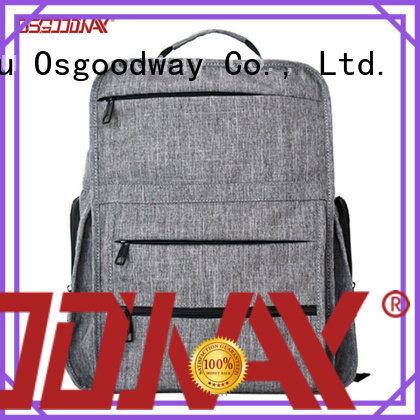 Osgoodway professional laptop backpack supplier for school