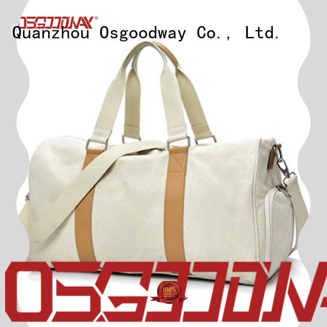 Osgoodway waterproof baseball duffle bag with Multi-pockets for fitness