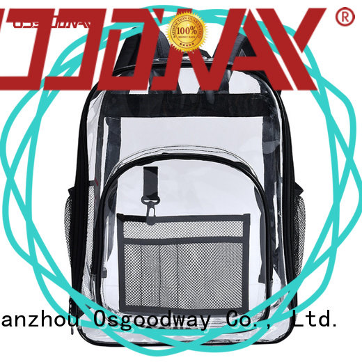 Osgoodway oxford travel backpack for women design for school