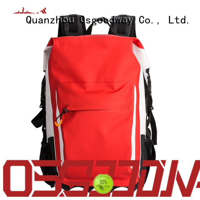 waterproof waterproof bag for kayaking customized easy drying for rainy day