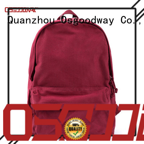 Osgoodway women school backpack factory price for travel