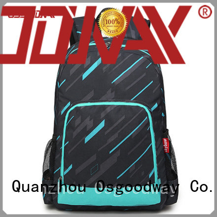 Osgoodway gym gym backpack factory price for outdoor