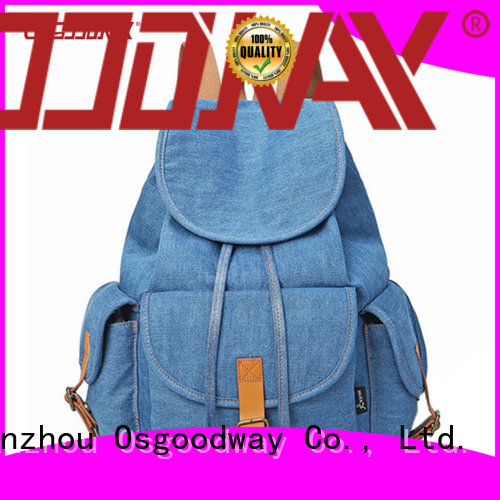 Osgoodway casual backpack bags design for business traveling