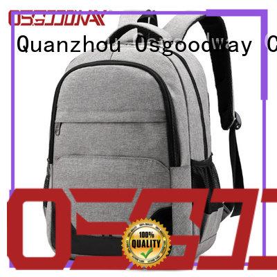 custom travel backpack for men rucksack factory price for daily life