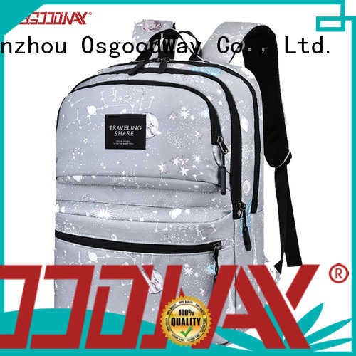durable laptop backpack travel resistant supplier for school