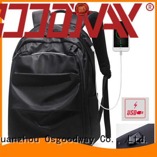 Osgoodway business laptop backpack supplier for business traveling