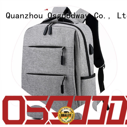 Osgoodway good quality lightweight laptop backpack supplier for business traveling