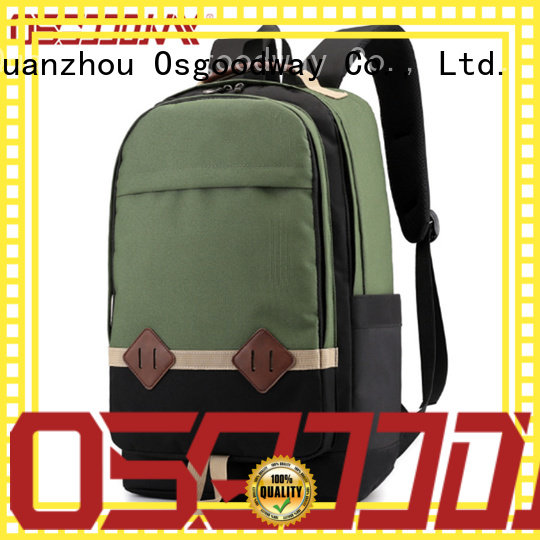 Osgoodway bag backpack for school factory price for school