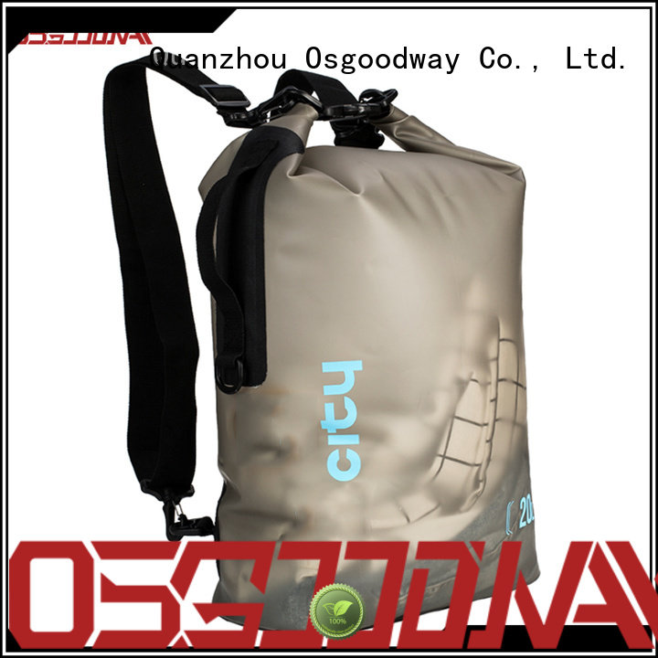 Osgoodway foldable 40l dry bag easy cleaning for travelling
