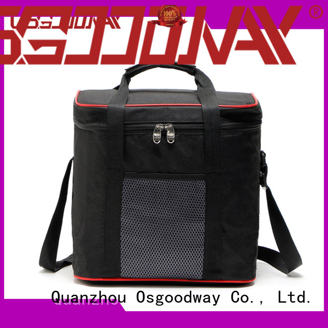 Osgoodway good quality ice cooler bag keep food warm for BBQs