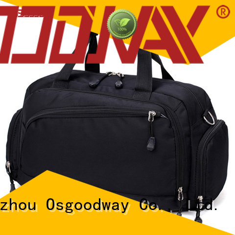 Osgoodway tote duffle bag factory with Multi-pockets for travel