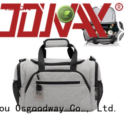 leak-proof backpack cooler bag design for BBQs