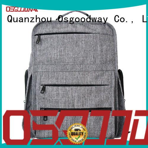 Osgoodway travelling backpack design for school