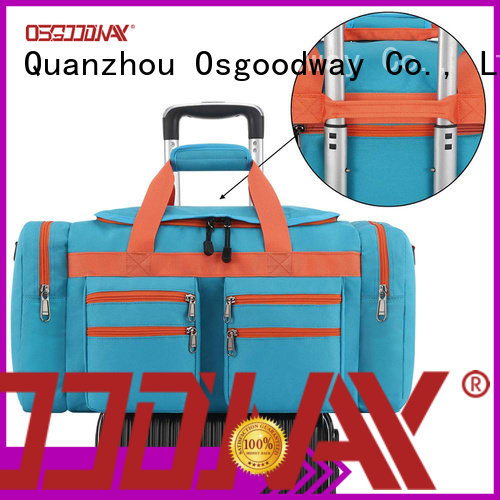 Osgoodway practical gym duffle bag womens design for sport