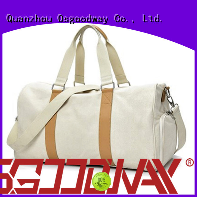 casual sports duffle bag with Multi-pockets for sport Osgoodway