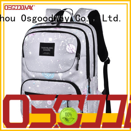 Osgoodway multifunction laptop backpack travel supplier for men
