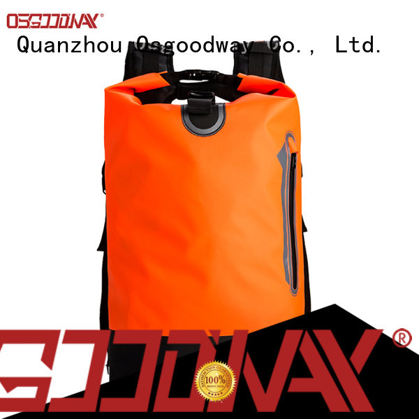 Osgoodway light weight waterproof bag for beach easy cleaning for diving