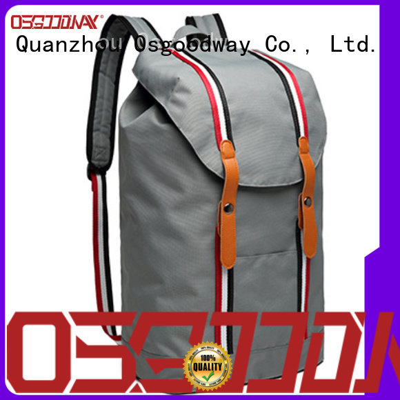 Osgoodway casual fashion backpack on sale for travel
