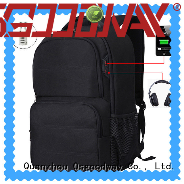 Osgoodway popular rucksack laptop backpack protection for work