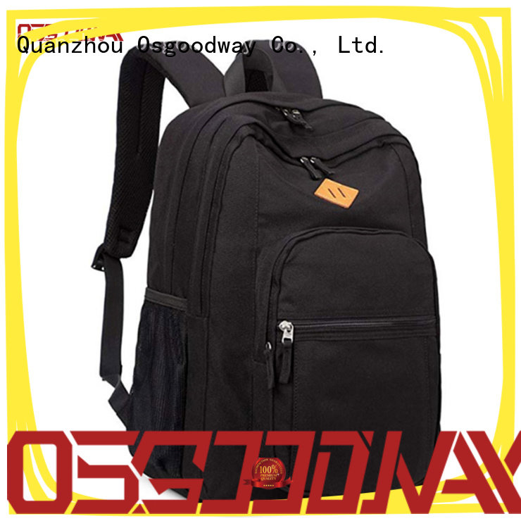 Osgoodway custom backpack for school factory price for outdoor