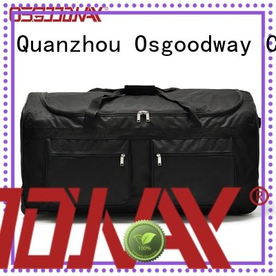 Osgoodway sports duffel bag custom design for travel