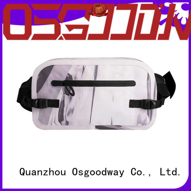 Waterproof Waist Bag Custom Logo Dry Bag for Outdoor