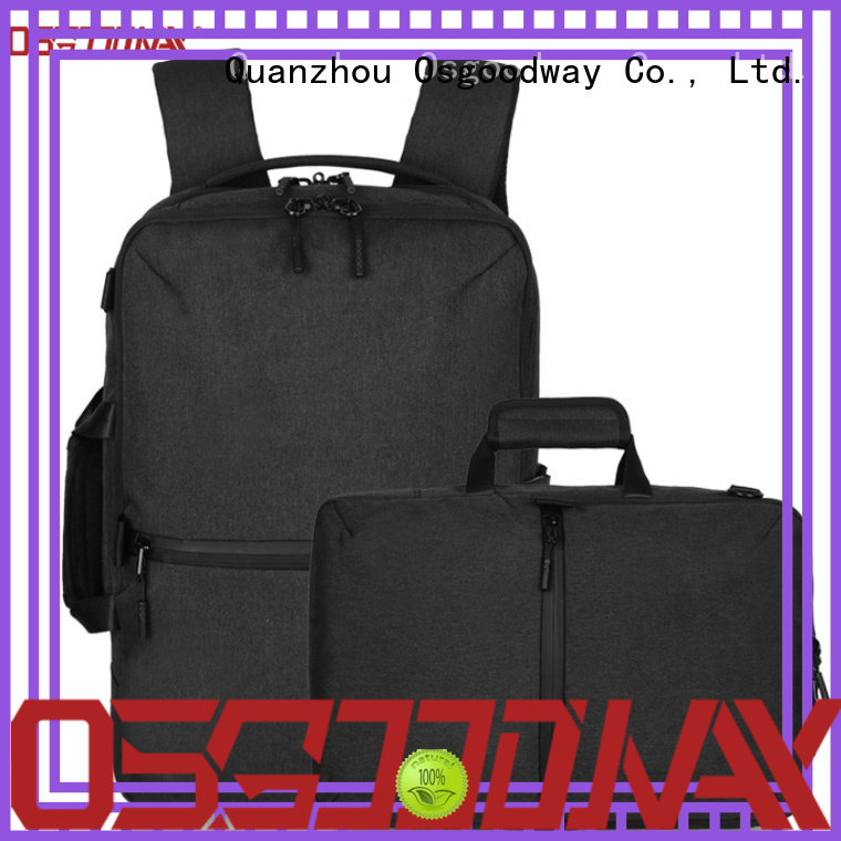 Osgoodway durable modern laptop backpack supplier for school