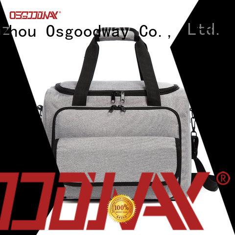Osgoodway leak-proof best cooler bag keep food warm for hiking