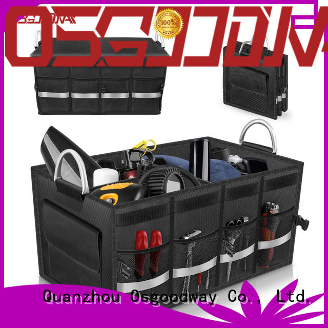 Osgoodway bag best trunk organizer personalized for car