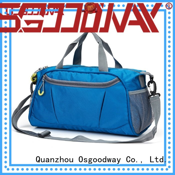 printed duffle bag casual for gym Osgoodway