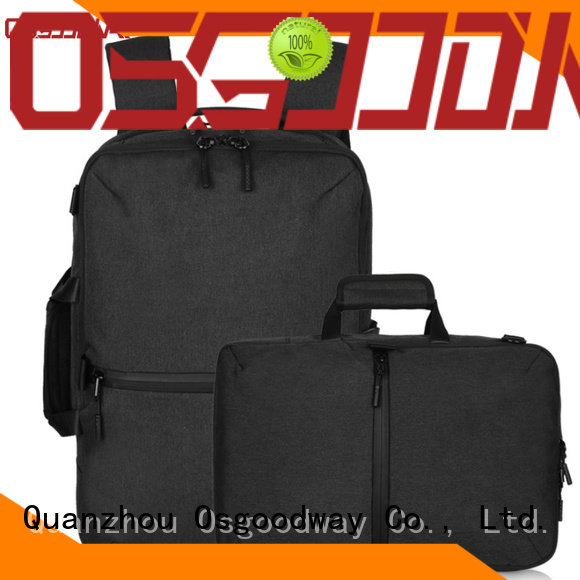 Osgoodway popular waterproof laptop backpack directly sale for school