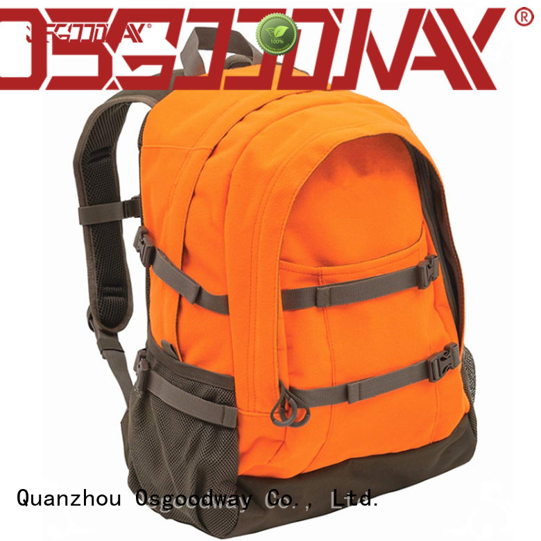 Osgoodway trendy school bag manufacturers online for travel