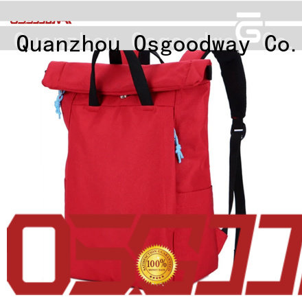 Osgoodway casual professional backpack on sale for business traveling