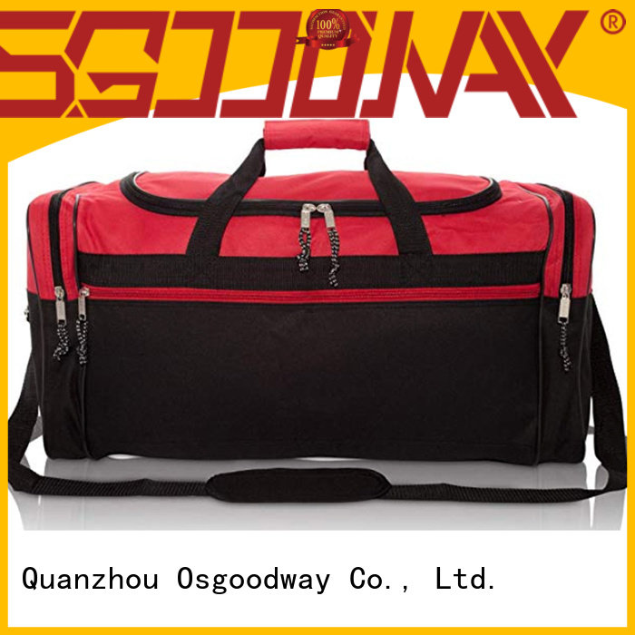 adjustable sports duffle bag directly price for fitness