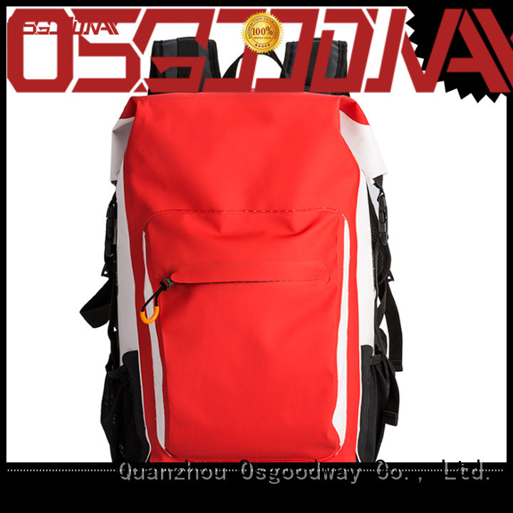 Osgoodway fashion waterproof bag for backpack easy drying for rainy day