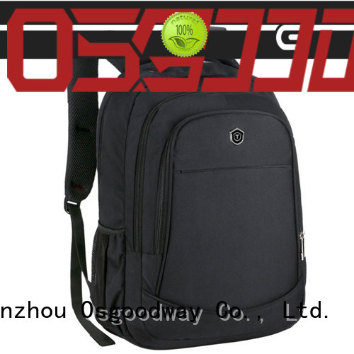 Osgoodway durable laptop backpack for men supplier for men