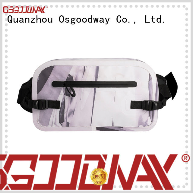 Osgoodway light weight heavy duty dry bag corrosion resistance for diving