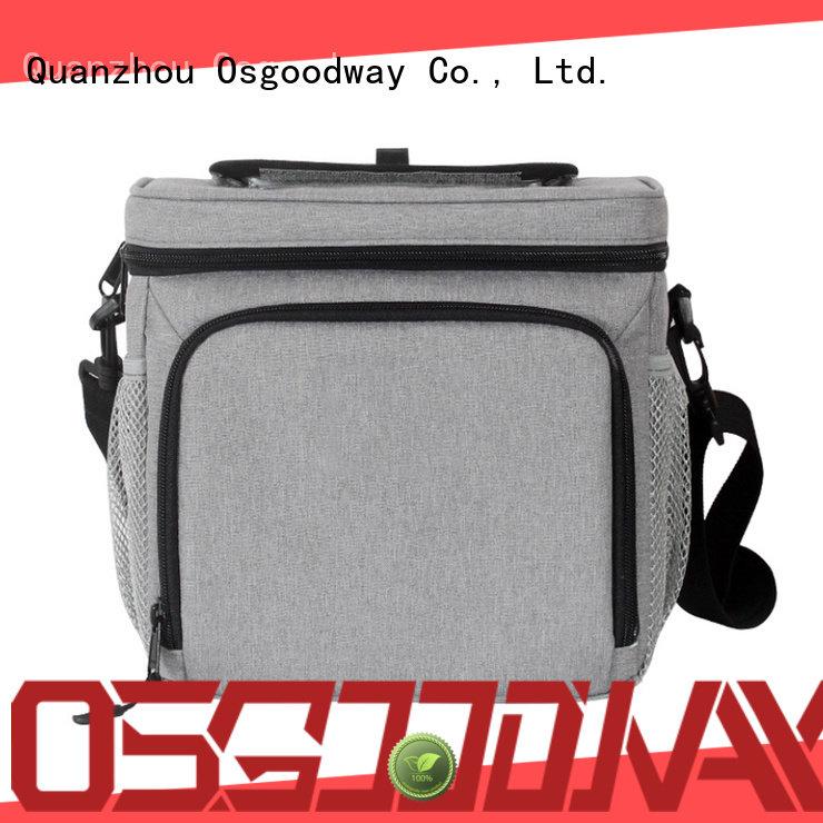 custom portable cooler bag oxford keep food warm for picnic
