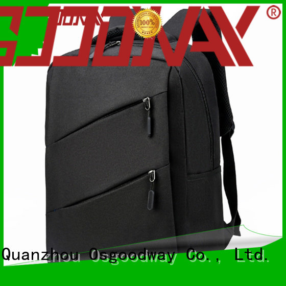 polyester professional laptop backpack wholesale for school Osgoodway