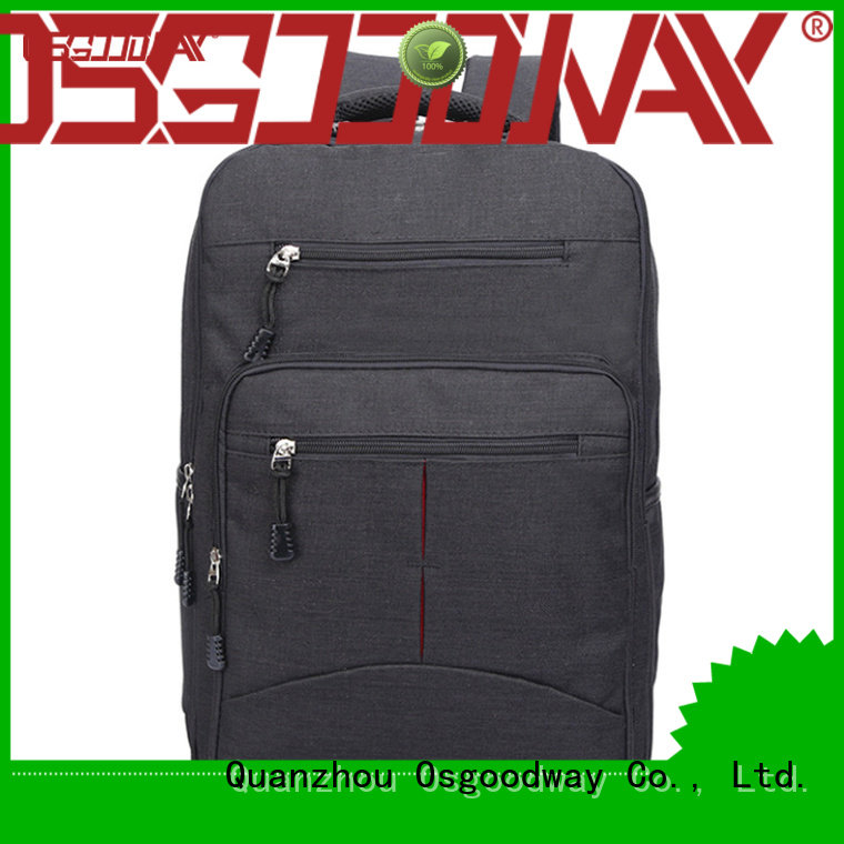 Osgoodway custom outdoor backpack online for business traveling
