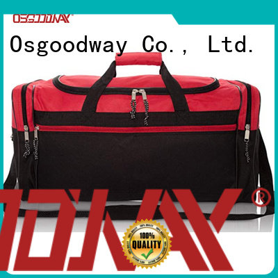 Osgoodway waterproof travel duffle bag design for travel