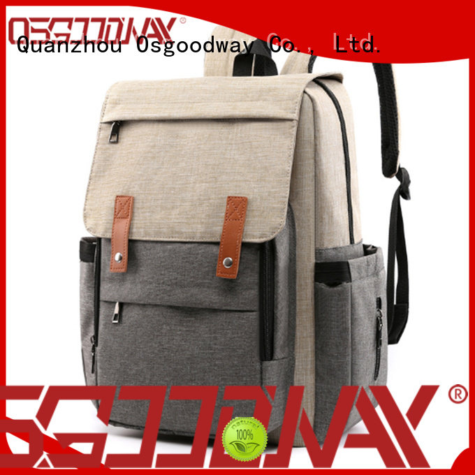 Osgoodway organizer baby boy diaper bags manufacturer for mom