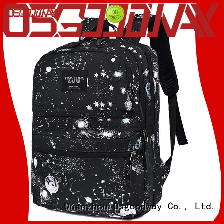 Osgoodway backpack backpack bags design for business traveling