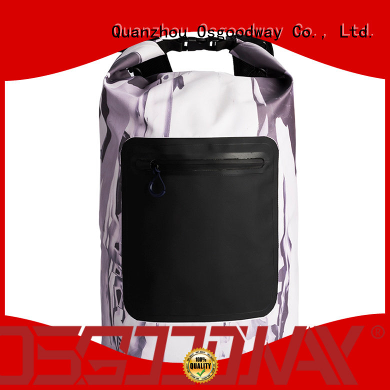 Osgoodway durable 50l dry bag corrosion resistance for diving