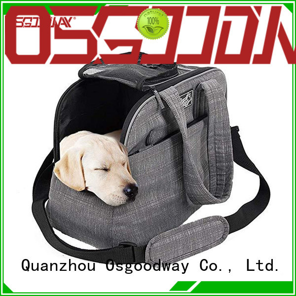 Osgoodway dog carrier bag supplier for puppy