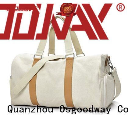 Osgoodway multipockets sports duffle bag directly price for travel