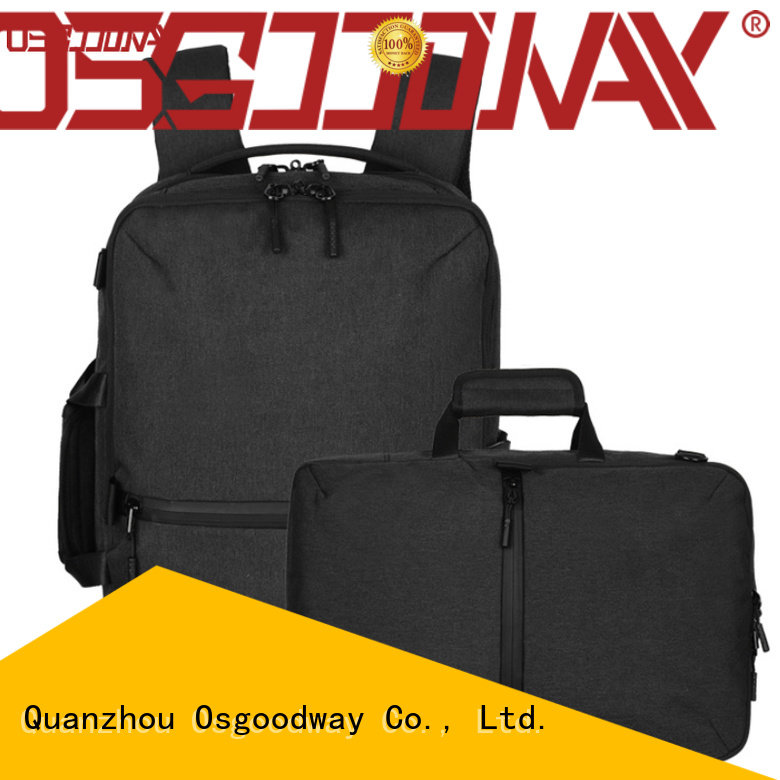 Osgoodway hot sale travel laptop backpack supplier for business traveling