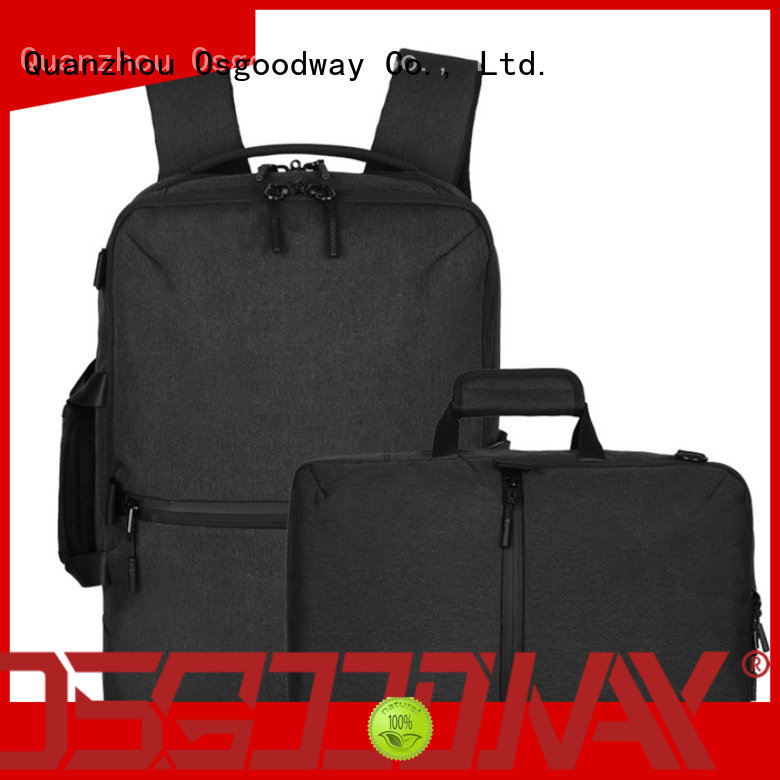 popular professional laptop backpack supplier for school