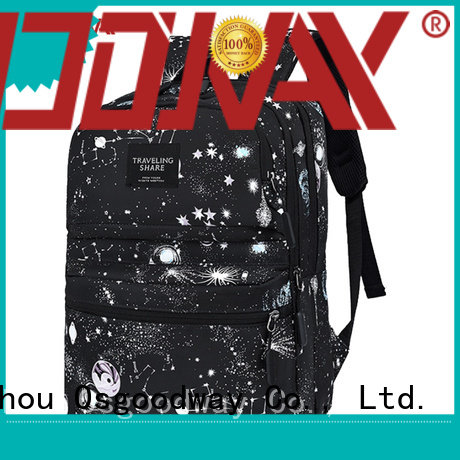 Osgoodway urban work backpack design for business traveling
